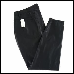 ⭐SALE⭐Forever 21+ Faux Leather Ankle Pants